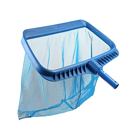 Heavy Duty Plastic Swimming Pool Leaf Skimmer Swimming Pool Rake