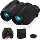 Binoculars for Adults and Kids, 10x25 Compact Binoculars for Bird Watching, Theater and Concerts, Hunting and Sport…