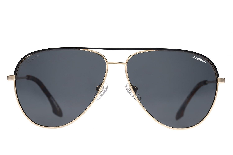 ONeill Wake 001p Matte Gold Polarized Sunglasses