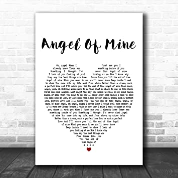 Citation De Paroles De Chanson Angel Of Mine White Heart