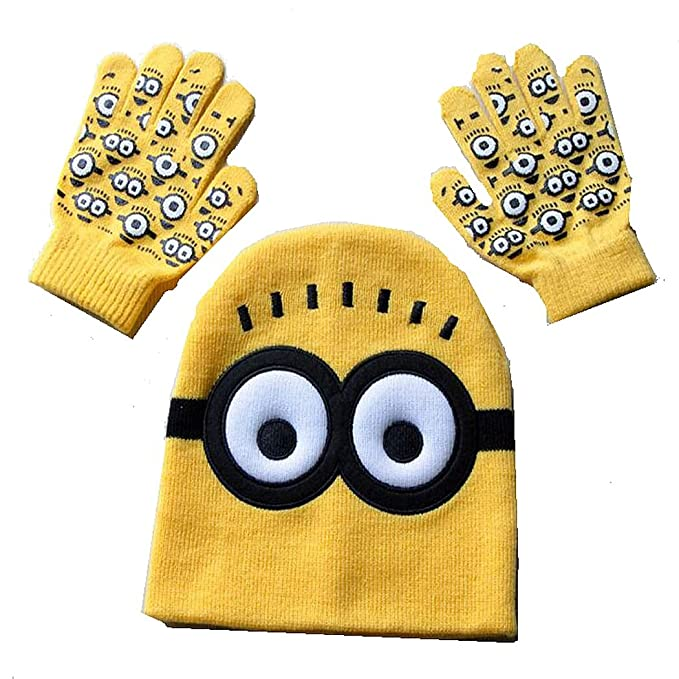 Amazon Basket Hill Watches And Gifts Despicable Me Minion Warm