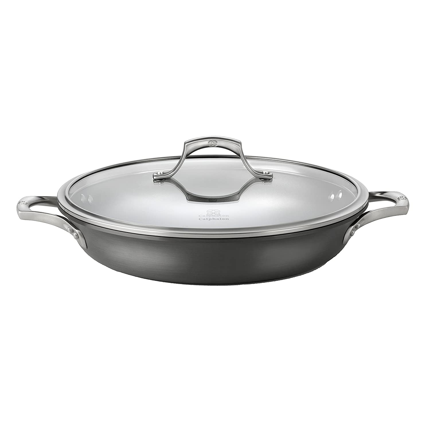 Calphalon Unison Nonstick, Everyday Pan, 12-inch