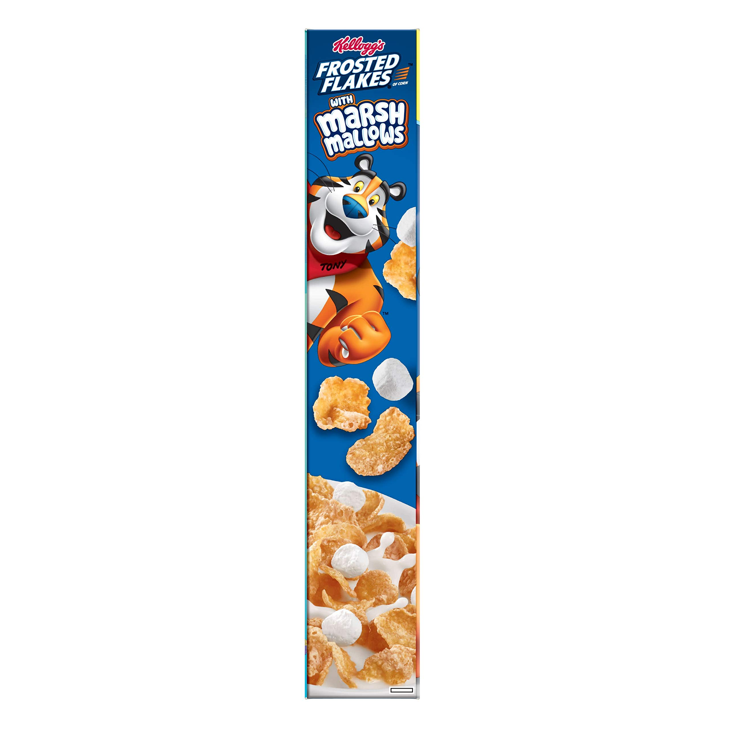 Kellogg's Breakfast Cereal, Frosted Flakes with Marshmallow, 13.6 oz Box(Pack of 12) by Kellogg's (Image #10)