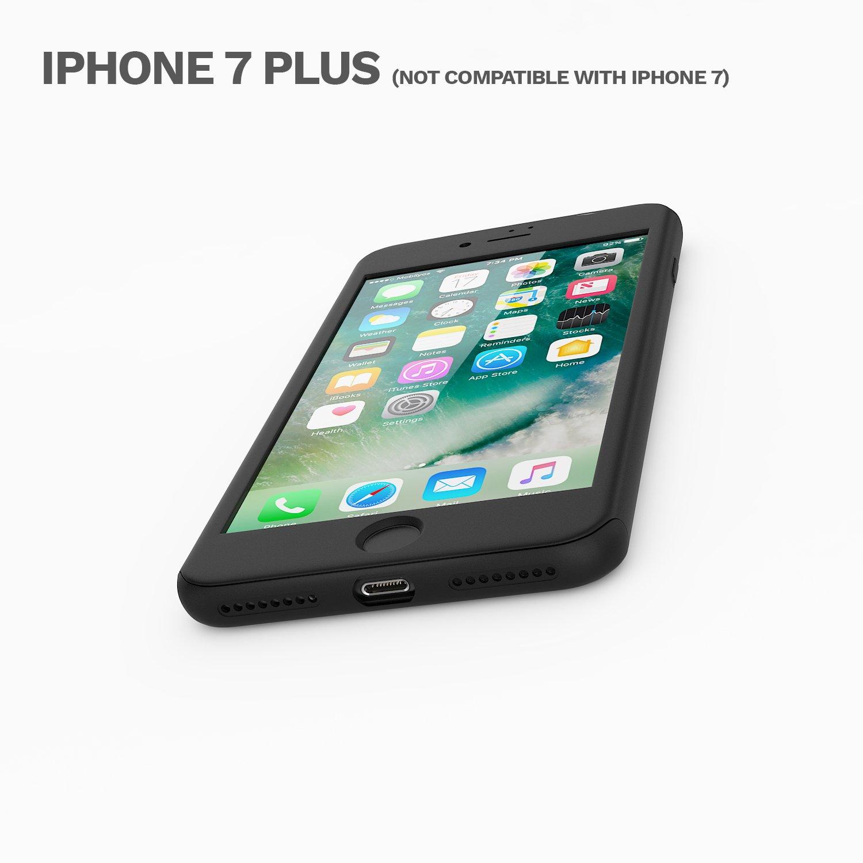 Mobilyos iPhone 7 PLUS 360° Case iPhone 7 PLUS Full Amazon