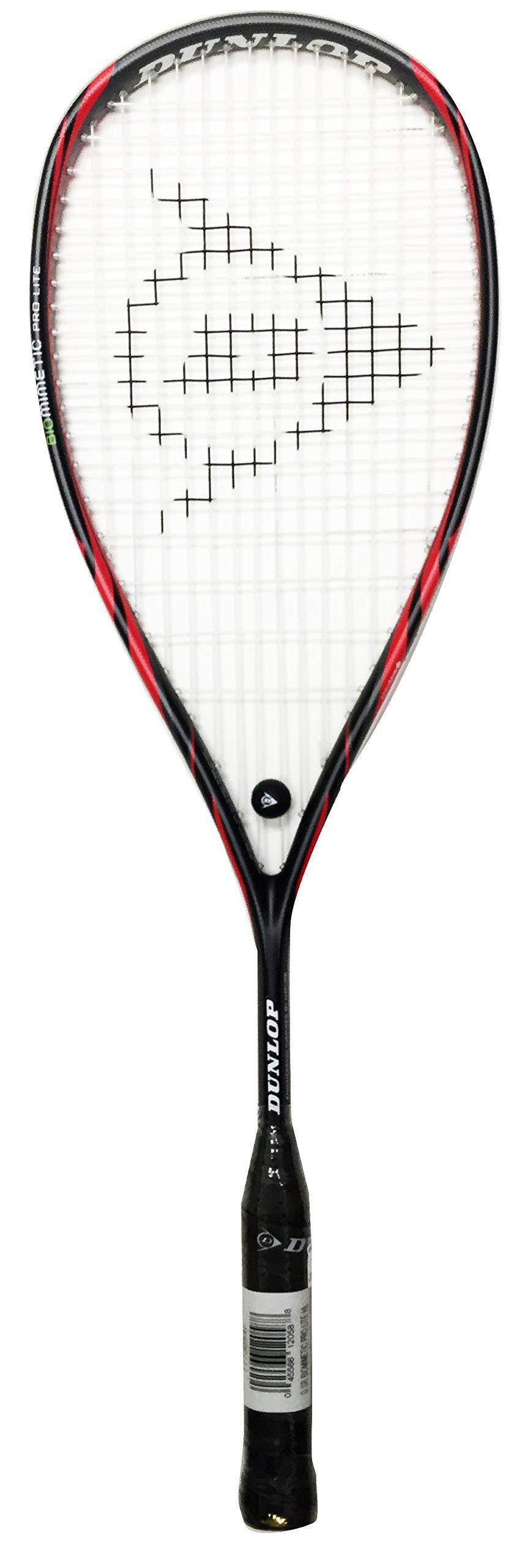 Dunlop '12 Biomimetic Pro Lite Squash Racquet [Misc.]