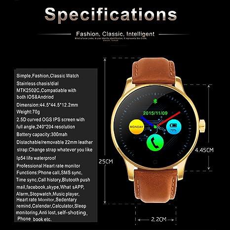 Pulsómetros Reloj Deportivo,Monitores de actividad,Sport Pulsera ...