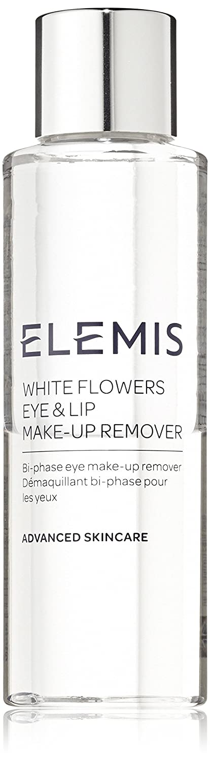 ELEMIS White Flowers Eye & Lip Make-Up Remover, Bi-Phase Eye Make-Up Remover, 4.2 fl. oz.