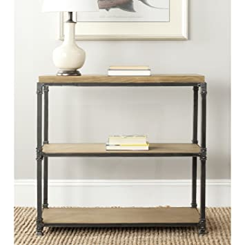 Safavieh American Homes Collection Abraham Natural Nesting Tables