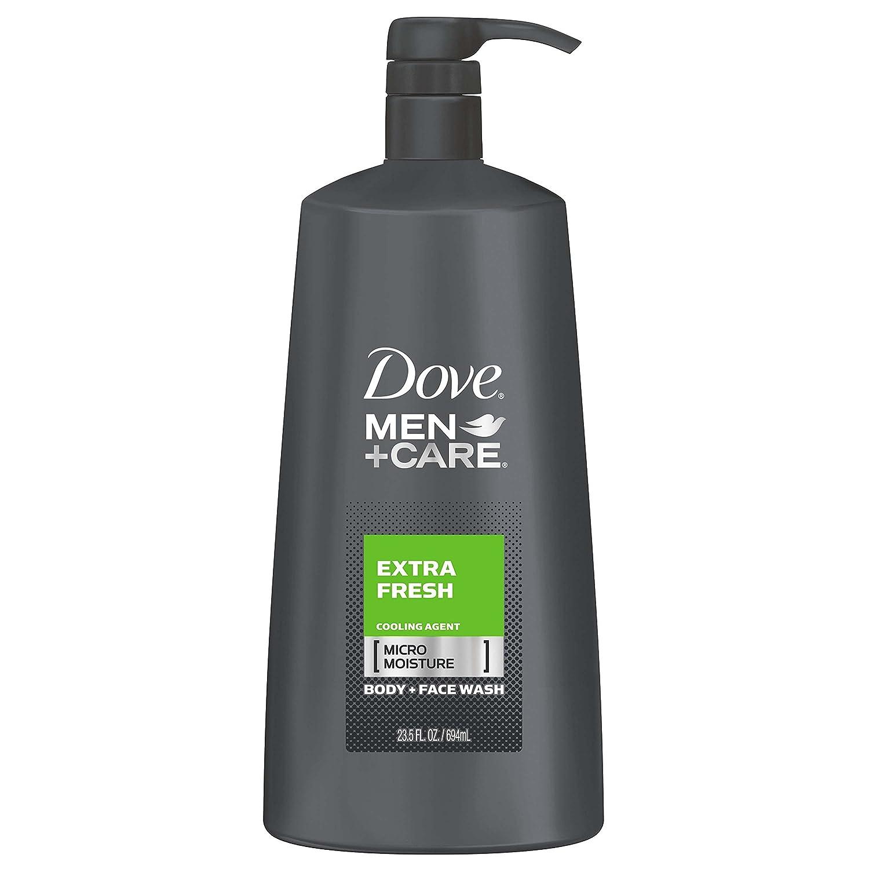 Dove Men+Care Body Wash Extra Fresh 23.5 oz