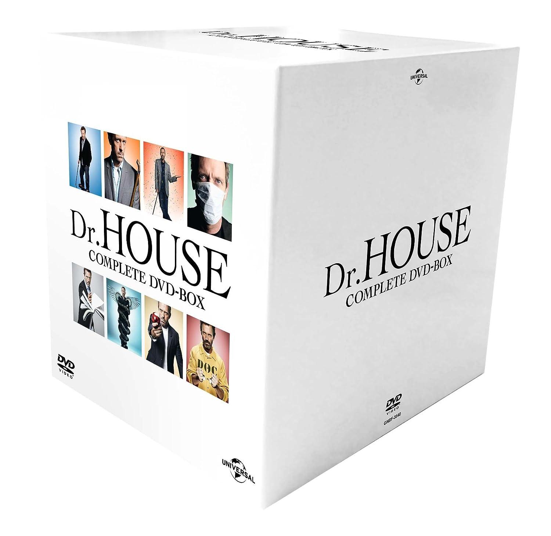 Dr.HOUSE/ドクターハウス コンプリート DVD BOX B01FD54Y94