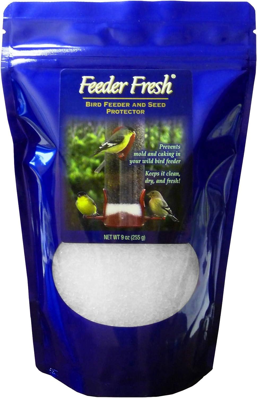 Feeder Fresh Bird Seed Preservative 9 Ounce