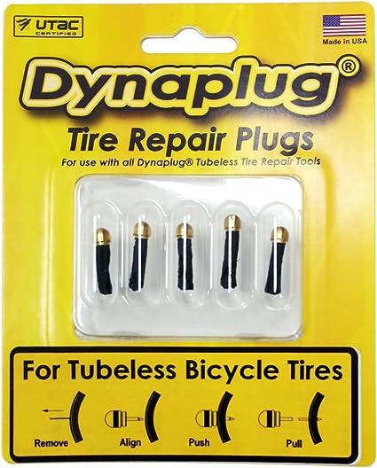 Dynaplug 5 x Bullet Tip Bouchons Pour Vélo