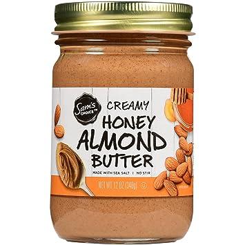 Bubba almond butter