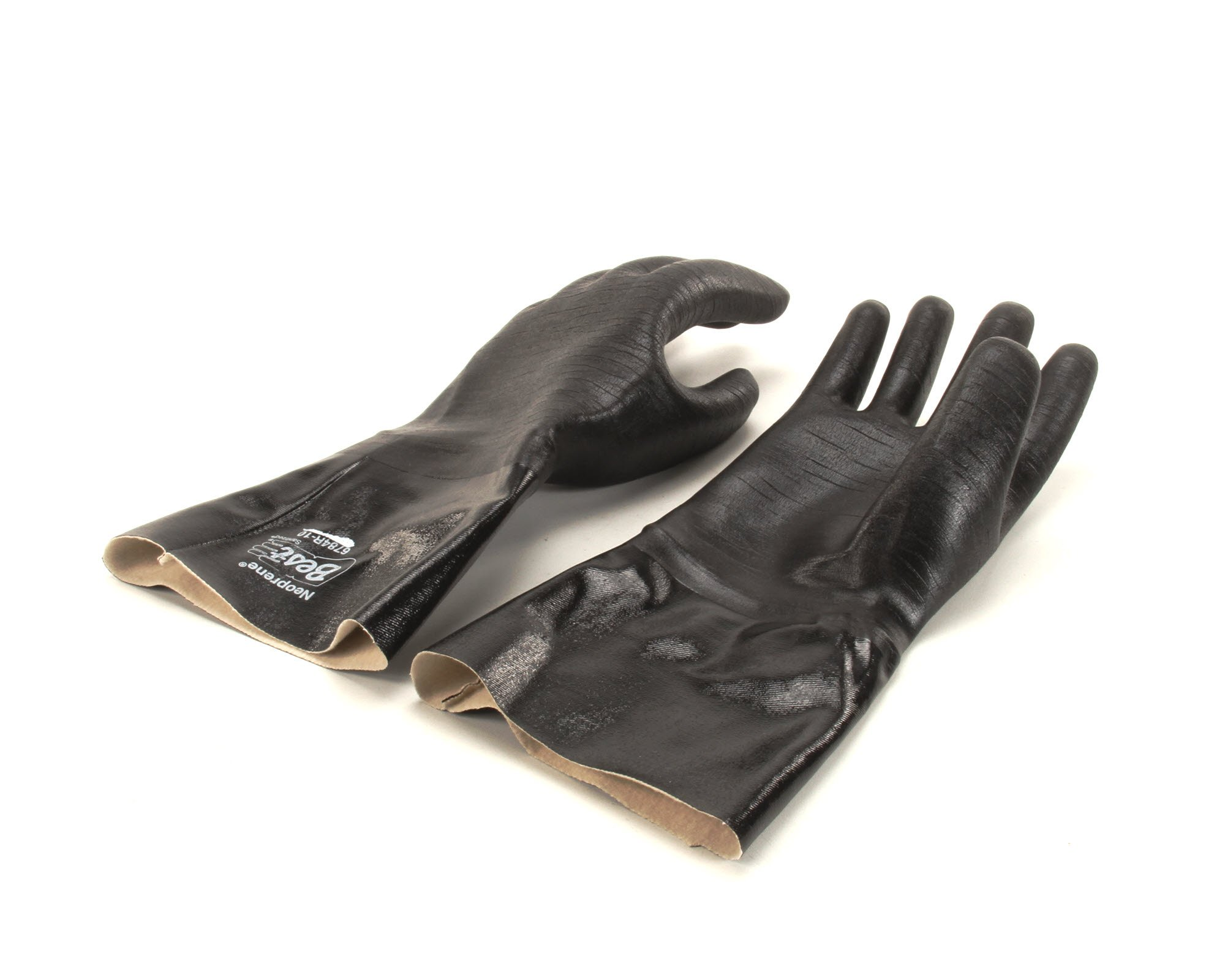 Frymaster 803-0293 Pair of Hot Oil Neoprene Gloves