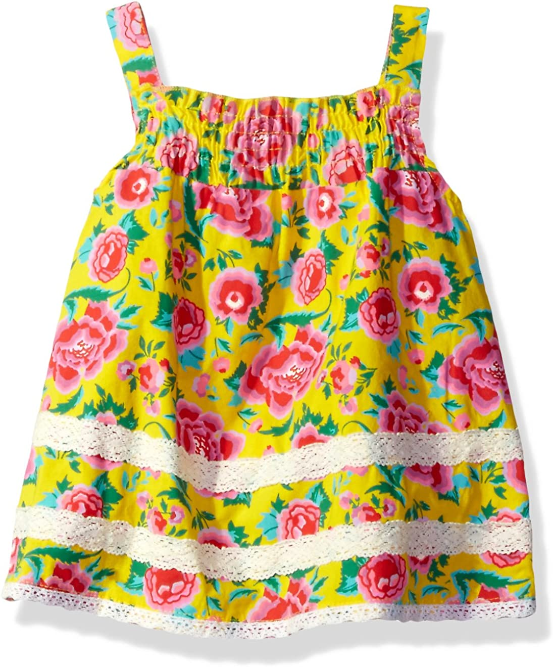 Rosie Pope Girls Baby Tees /& Sweater Tops 24M Floral