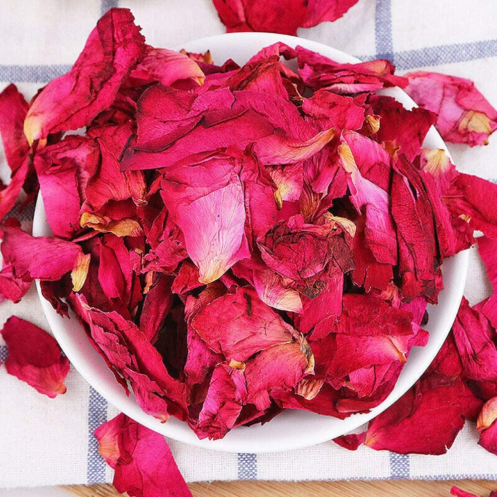 1 LITRE LUXURY NATURAL BIODEGRADABLE PETAL WEDDING CONFETTI DYE FREE FLOWERS