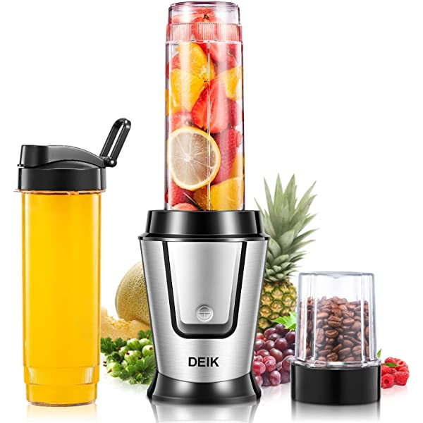 VOCHE 500W ONE TOUCH VARIABLE SPEED HAND BLENDER STAINLESS STEEL BLADES BLACK