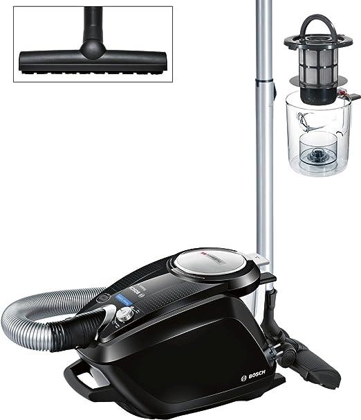Bosch Relaxxx ProSilence66 550 W - Aspiradora (550 W, Aspiradora cilíndrica, Secar, Sin bolsa, 3 L, HEPA): Amazon.es: Hogar