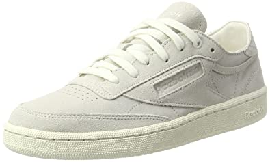 46ed41b42a1 Reebok Women s Club C 85 Fbt Decon Low-Top Sneakers  Amazon.co.uk ...