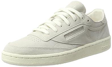 682c9d7a67f Reebok Women s Club C 85 Fbt Decon Low-Top Sneakers  Amazon.co.uk ...