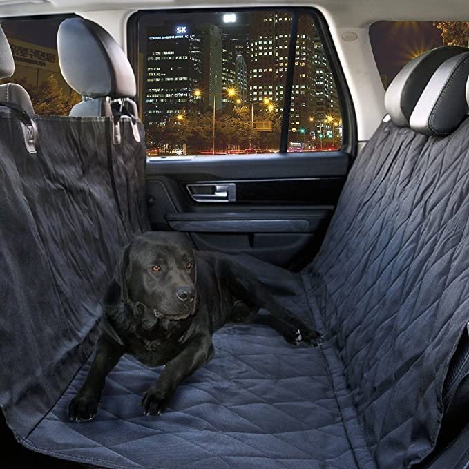 Pet Car Seat Cover - Funda de Asiento Impermeable Hamaca ...