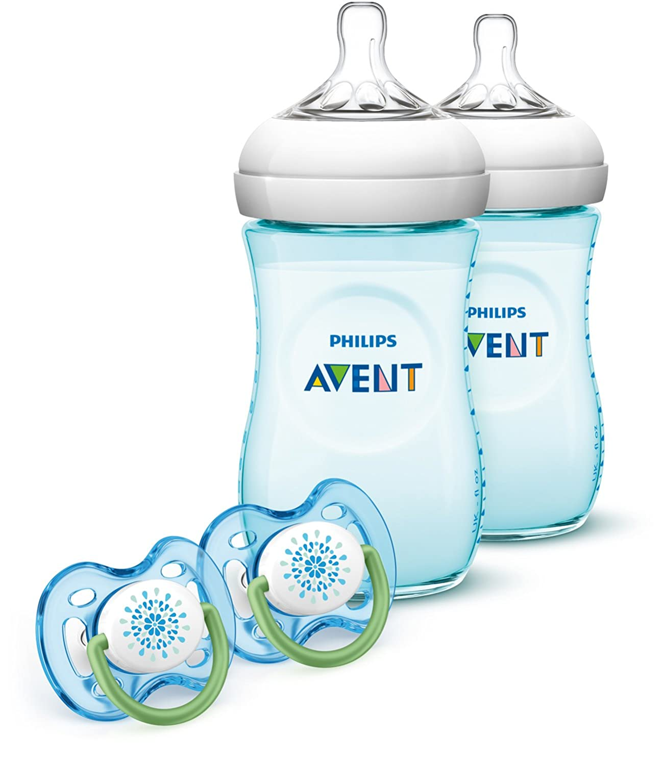Amazon.com : Philips Avent Natural Baby Bottle Gift Set, Purple : Baby
