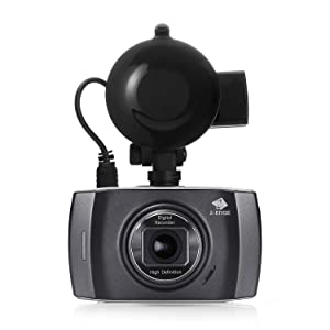 Dash Cam, Z-EDGE Touch Screen Dash Camera for Cars, Full HD 1080P Car Camera with Ambarella Chip, Sony Sensor, GPS, HDR, 150° Wide Angle, Loop Recording, G-Sensor and Parking Monitor