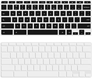 [2 Pcs] Keyboard Cover Compatible for 2020-2018 HP 14