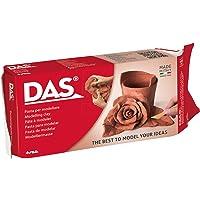 DAS Air-Hardening Modeling Clay, 1.1 Lb. Block, Terra Cotta Color (387100)