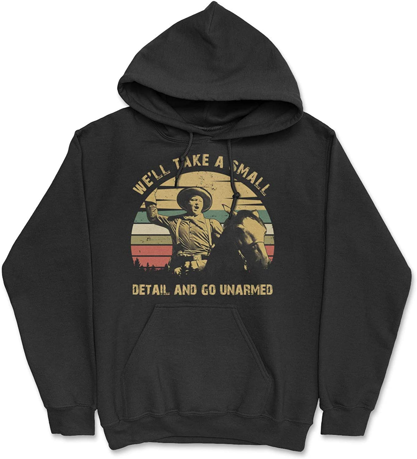 Well Take A Small Detail and Go Unarmed Vintage T-Shirt