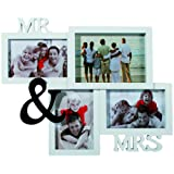 Cadre Pêle-Mêle Mr & Mrs