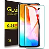 KuGi For Oneplus 7t Screen Protector, 9H Hardness HD clear Easy & Bubble Free Installation Tempered Glass Screen Protector Designed for Oneplus 7t smartphone (Clear)