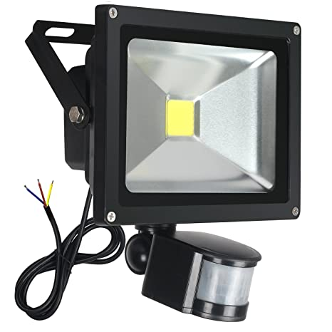 300 Watt LED Flood Lights Floodlight Super Bright Car Park Security Lighting UK