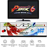 WISAMIC Pandora's Box 6 Arcade Console - agregue