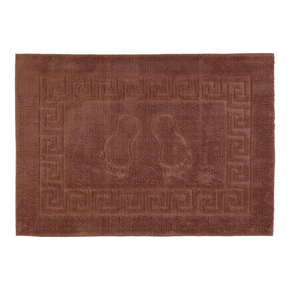 FERIDRAS Piuma Tappeto, Marrone, 50x70x60 cm Brand 884003