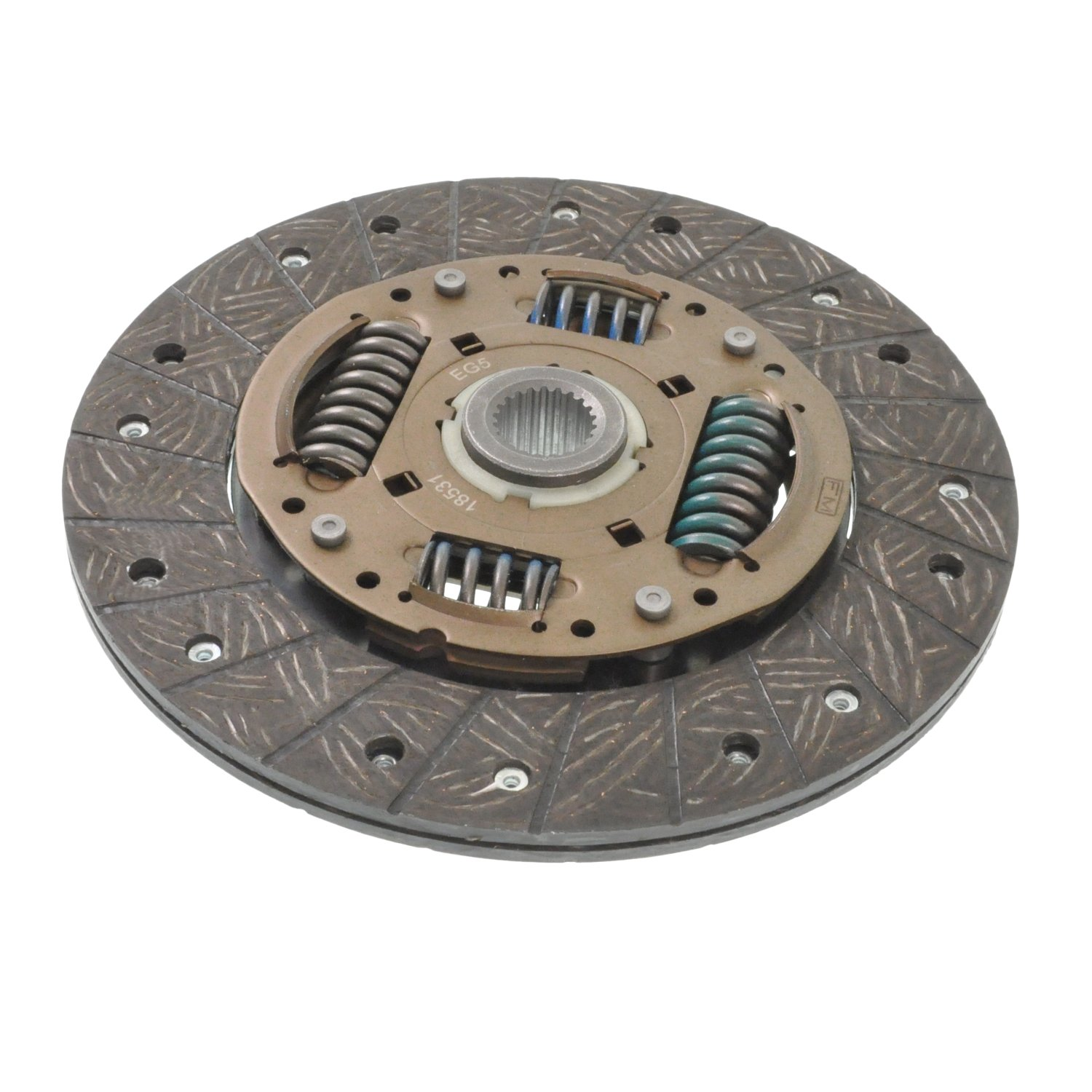 Blue Print ADG031109 Clutch Kit pack of one