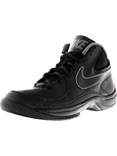 a696cefd1f512 Amazon.com | Nike The Overplay VIII Mens Size 7 Black Mesh ...