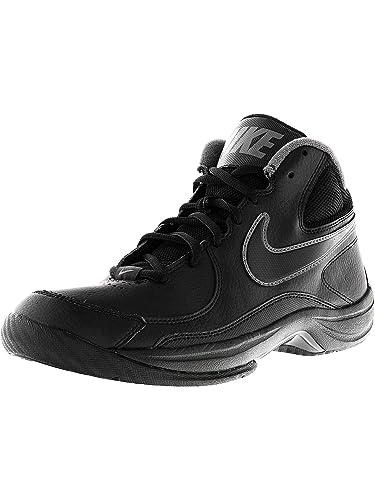 05b844d7cf16a Nike Black Overplay VII Basketball Shoes - Men