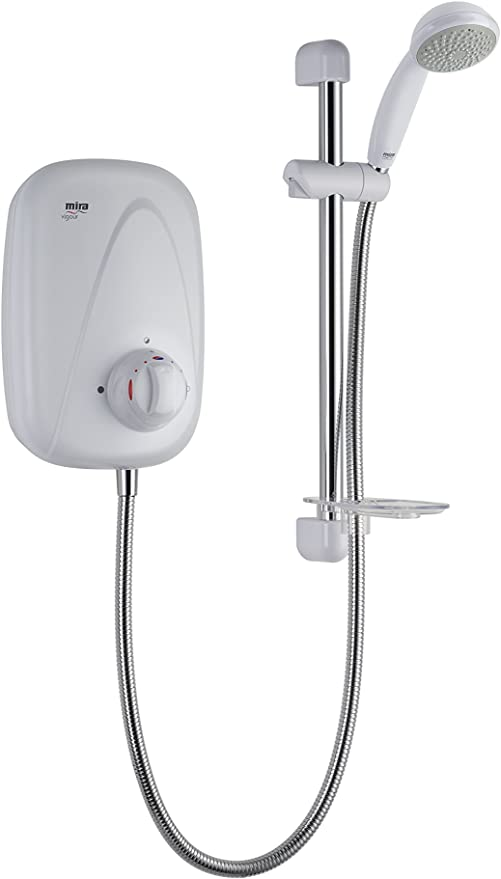 Mira Showers 1.1532.354 Vigour Manual Power Shower - Best Pick