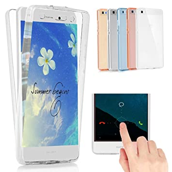 coque huawei p8 lite 2017 transparent