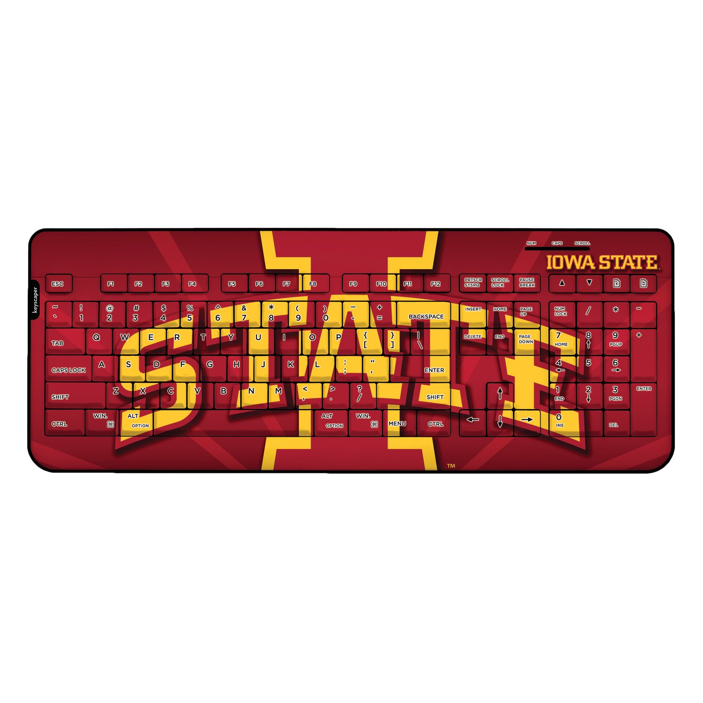 Iowa State University Wired USB Keyboard NCAA