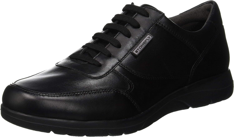 Stonefly Space Man 3 Nappa, Zapatos de Cordones Oxford para Hombre