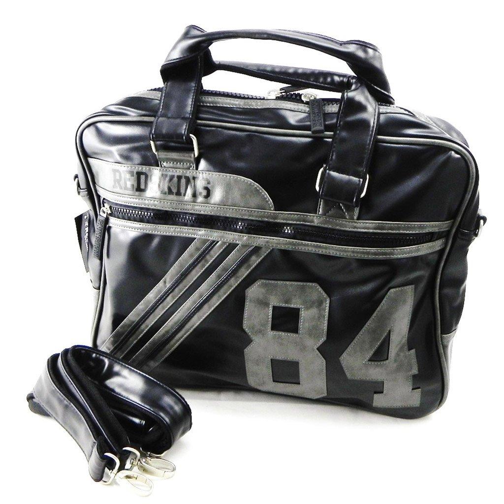 Computer bag Redskins glossy black.