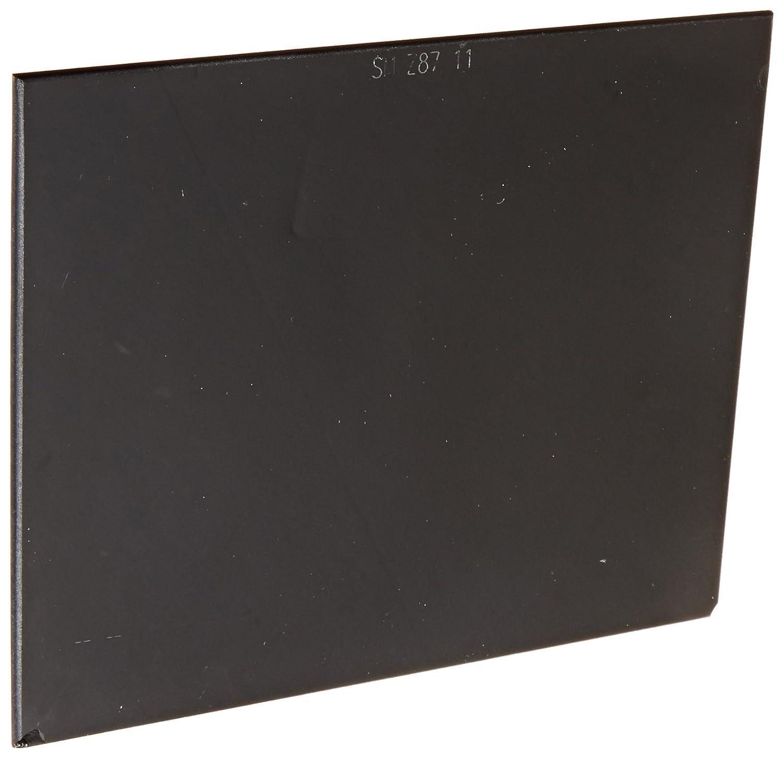 Sellstrom 16311 Glass Heat Treated Passive Welding Filter Plate, Shade 11, 5-1/4 Length x 4-1/2 Width by Sellstrom B0086AJ6OC