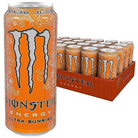 Monster Energy Tester