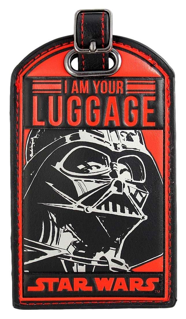 Star Wars I Am Your Luggage Darth Vader Luggage Tag by Star Wars