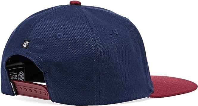 Blue Depths One Size Element Knutsen Boy Cap Caps Hombre