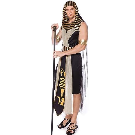 TTWL Disfraz De Halloween M-XL Disfraces De Faraón Egipcio para ...