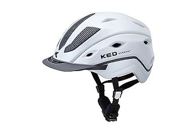 KED – Casco de equitación xilon, TopSeller con tecnología wegweisender, einfachster tamaño Ajuste con