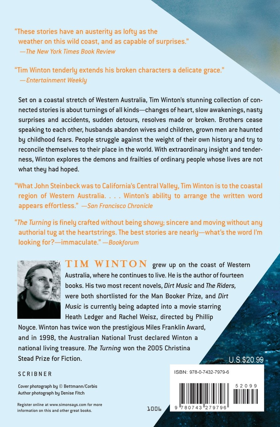 the turning tim winton analysis